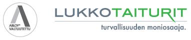 Lukkotaiturit Oy Logo